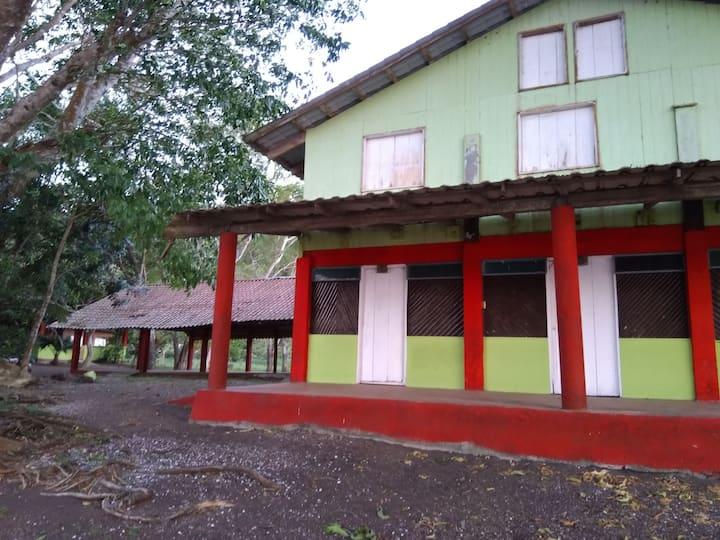 Centro ecoturístico arqueológico las margaritas