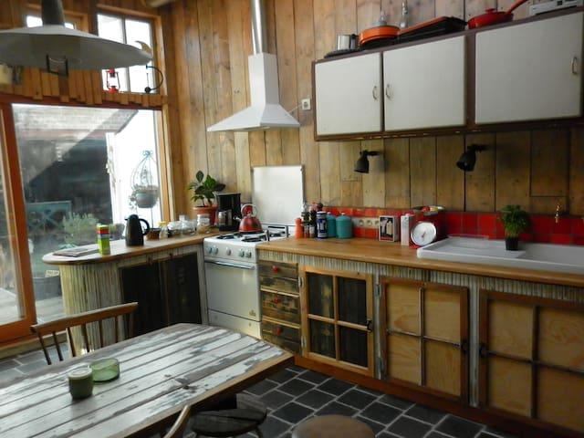 ten huize Suzan en Sander - Bruges - Casa