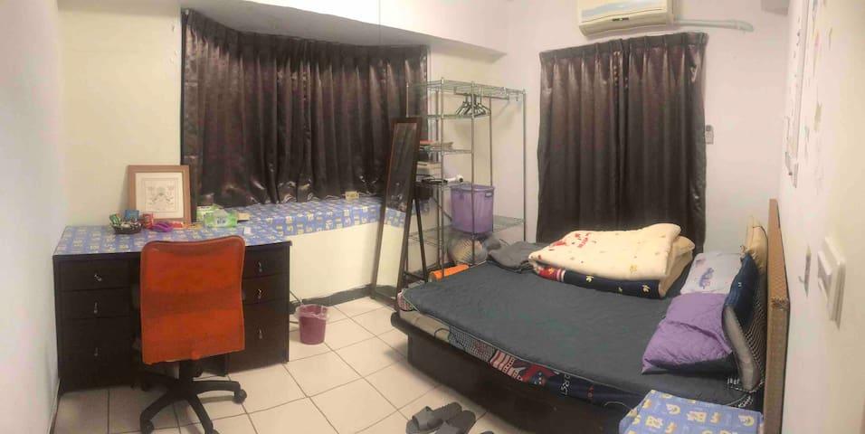 女性或情侶限定、機車便宜租、免費使用洗衣機和腳踏車...近大里仁愛醫院