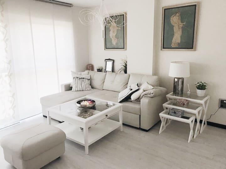 Apartamento Soleado en Córdoba / Sunny Apartment