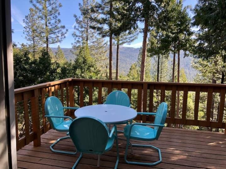 Cold Springs Cabin near Dodge Ridge/Pinecrest