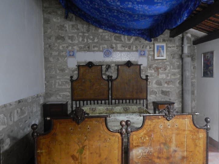 Mansarda privata in villa rurale Raineri