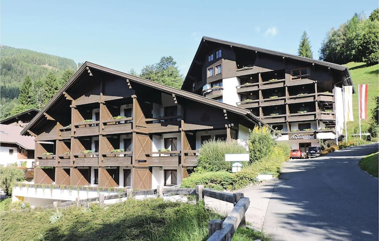 Holiday apartment with 1 room on 35 m² in Bad Kleinkirchheim