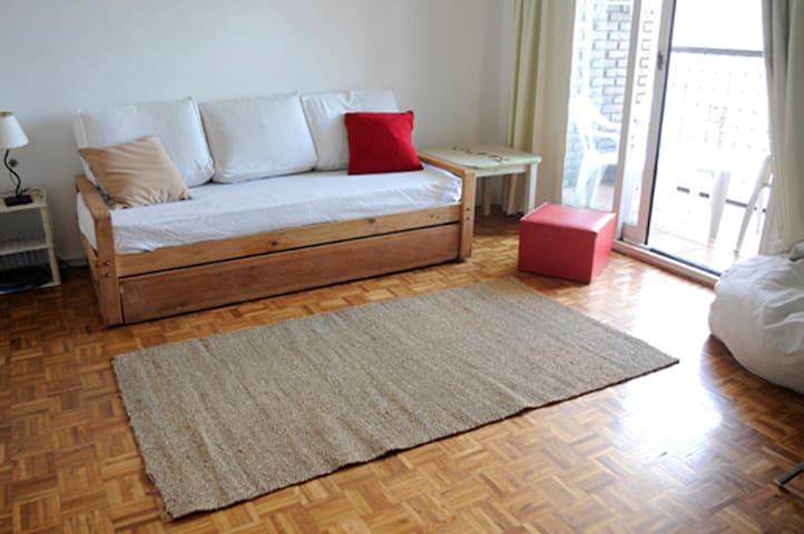 COMODO Y LUMINOSO APARTAMENTO EN NUÑEZ - Buenos Aires - Wohnung