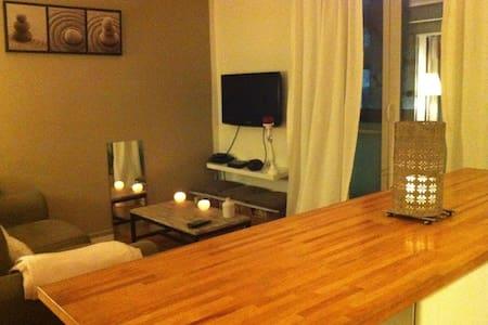Appartement idéalement bien placé - Marseille - Wohnung