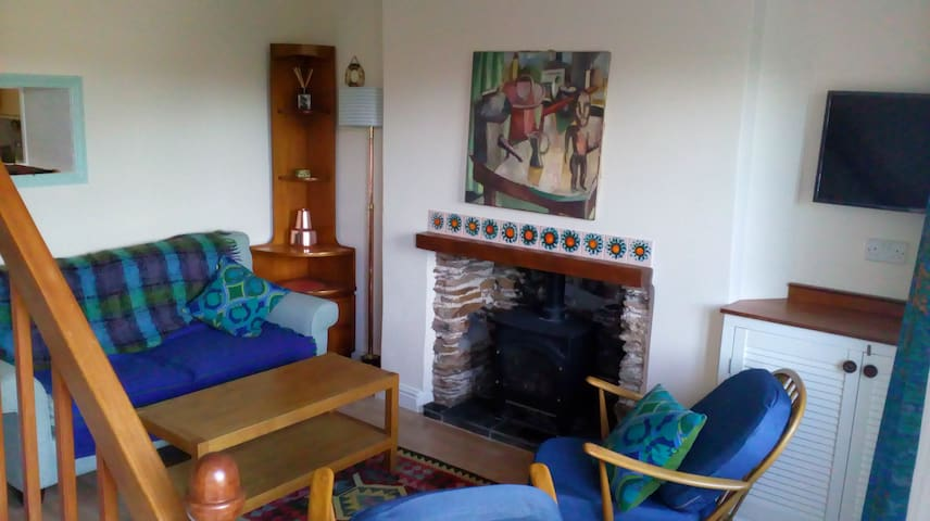 Meadow Cottage -Peaceful location in Totnes