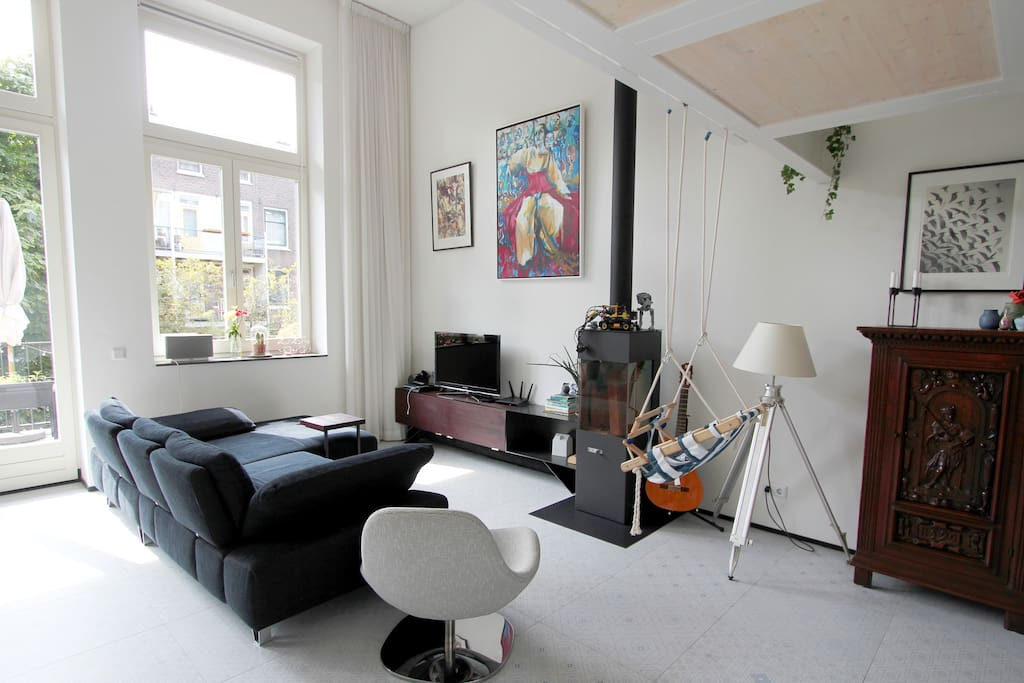 Open space - living room