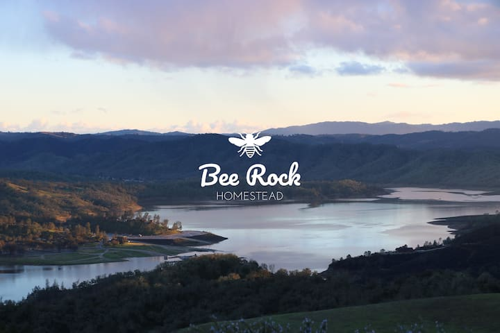 Bee Rock Homestead - Paso Robles/ Bradley - Ház