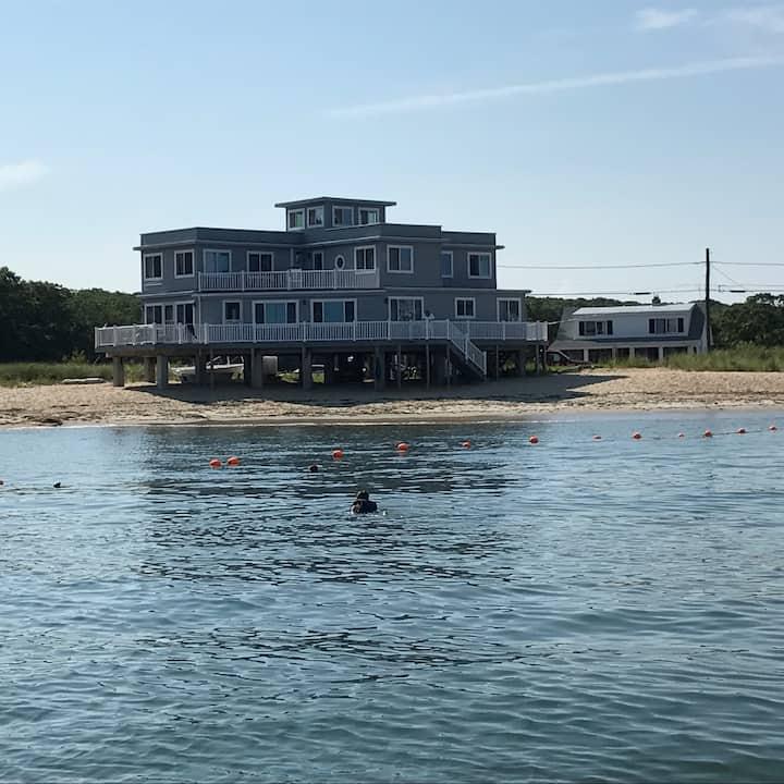 Old Lyme beach house Point O' Woods