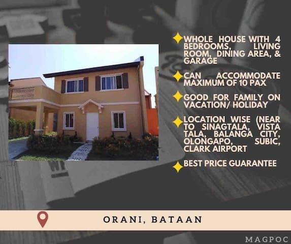 Staycation at Orani Bataan