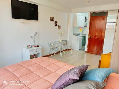 KANTU, Alojamiento Completo-Cómodo-Independiente