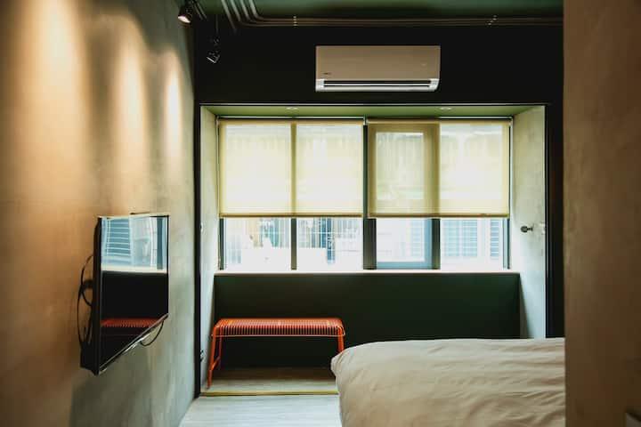 《YU-CHANG》Room 2 / Double  room