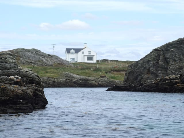 Garreglwyd - Comfortable rural house, lovely views