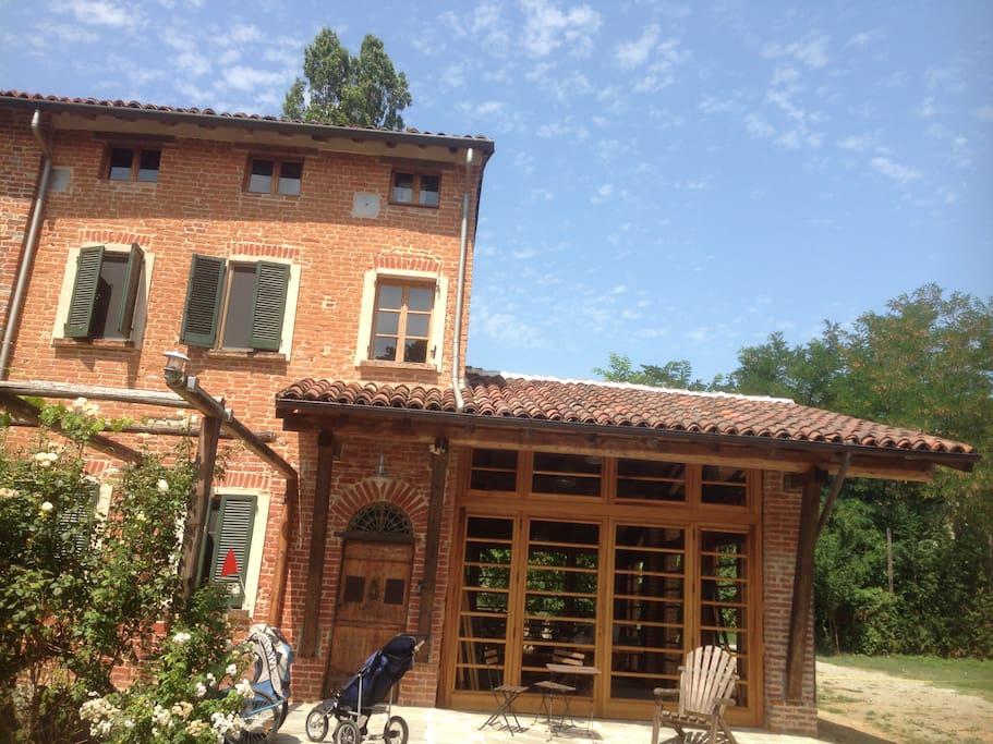 vicino agli alloggi BARBISA 1852