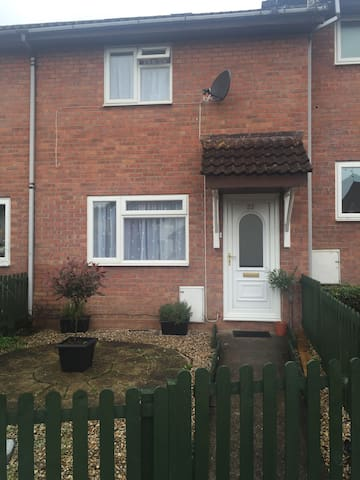House 15 minutes from centre - Cardiff - House