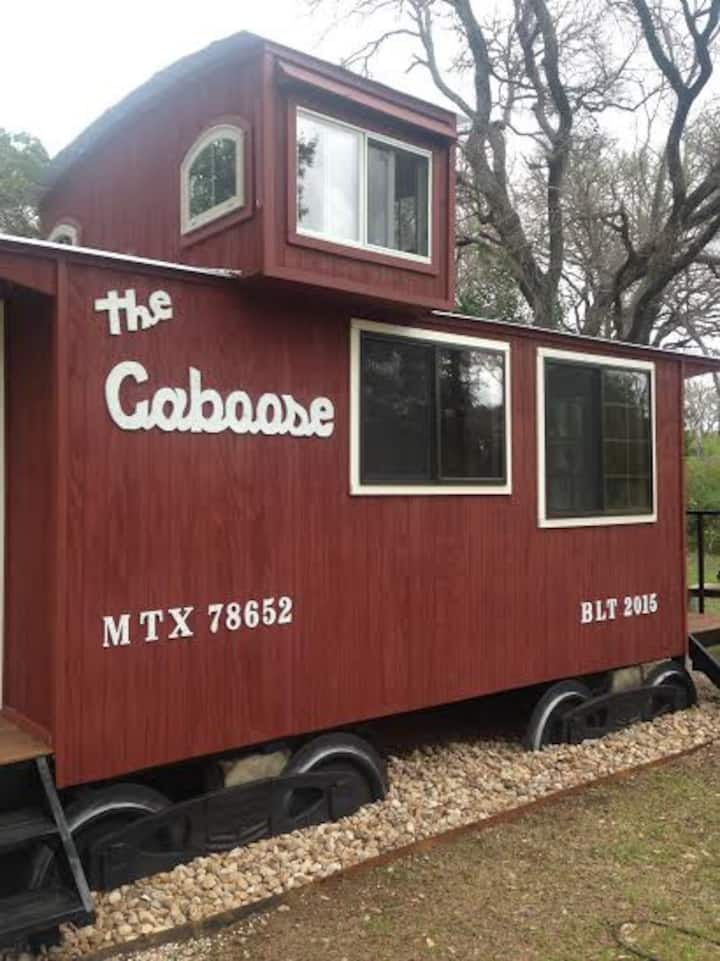 The Caboose at Hardly Dunn