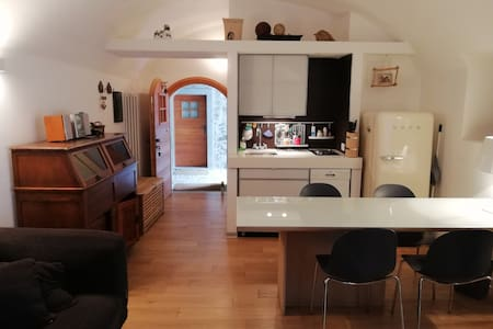 Lovely apartment close to the Golf Club Rendena