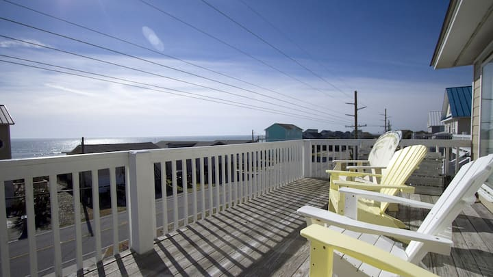 Lovely & Tranquil NC Beach Rental
