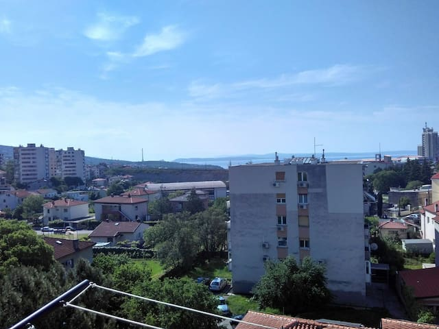 sunny, warm friendly apartment - Rijeka - Apartament