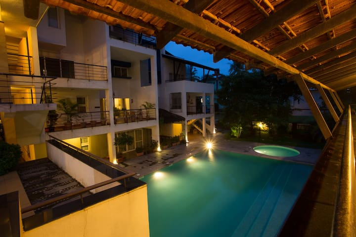 3BHK Duplex Penthouse with 3 Terraces, Pool & Gym