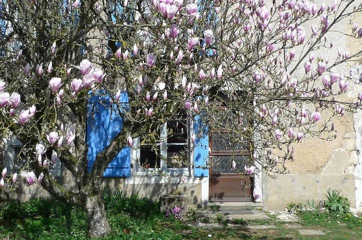 Gîte la Bressonière - Guyonvelle - Haus