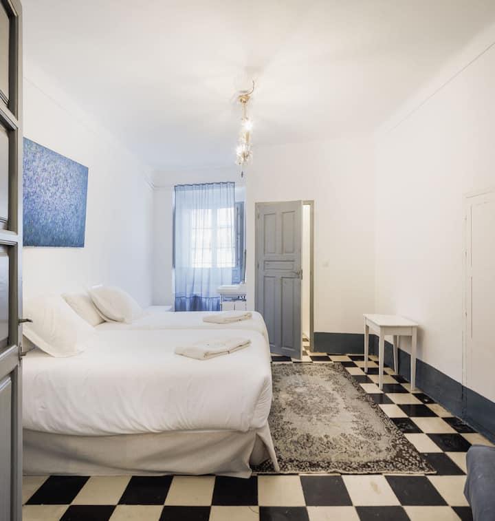 Habitación privada 20km Granada Azul  Zujaira