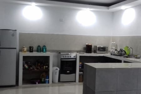 Habitación privada en casa minimalist llena de luz - Coatepec - Hus