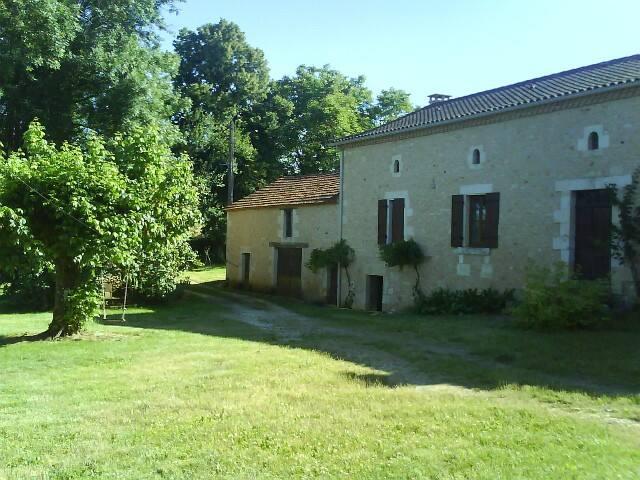 Maison à la campagne - Veyrines-de-Vergt - Haus