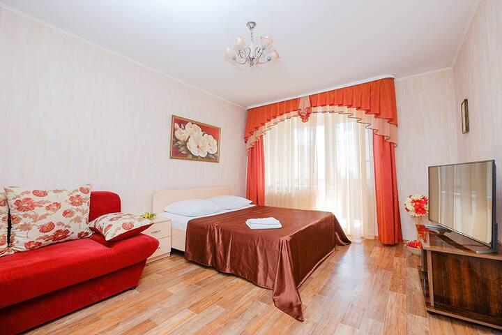 1-к квартира Косарева, 33