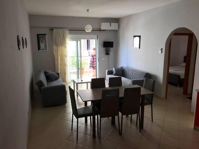 Seaside apartment Leon 2