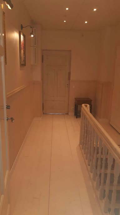 example of the floors of the house where the apartment is located