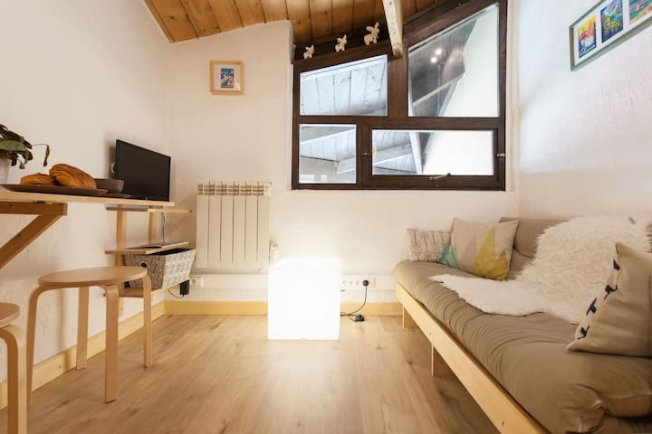 ⭐️ studio Ti Nid ⭐️ Argentière vallée de Chamonix