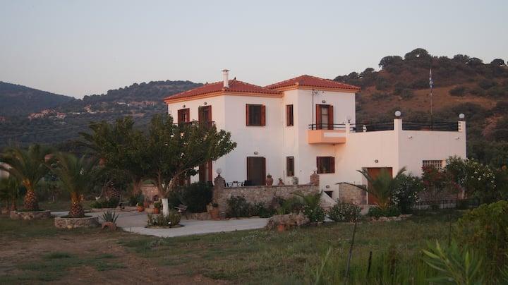Beautiful Greek Villa