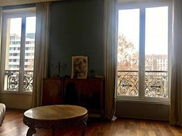 Appartement Paris 13e - Place d'Italie