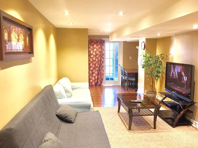 Spacious 2 Bedrooms 2 Bathrooms with Kitchen - Vaughan - Appartement