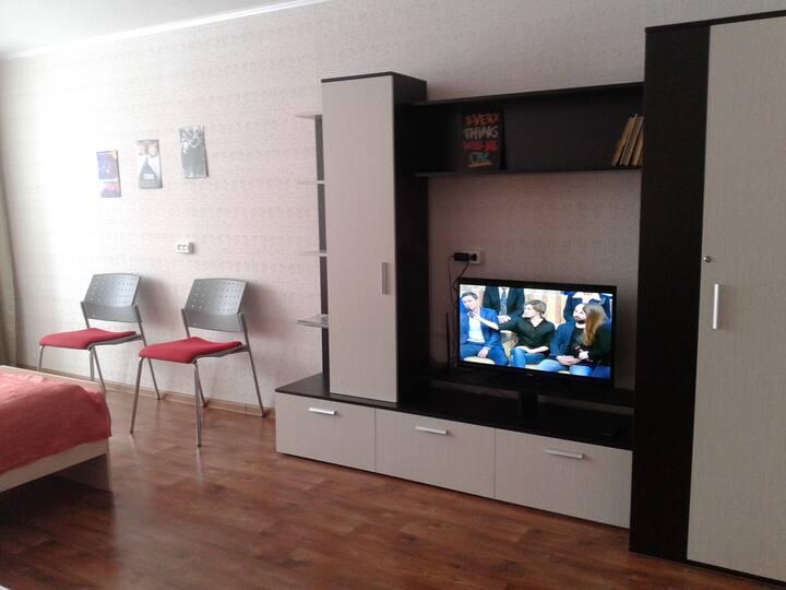 1 комнатная квартира пр.Мира 24