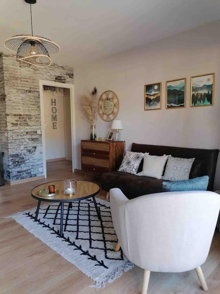 Bagnoles de l'Orne : Magnifique appartement T2
