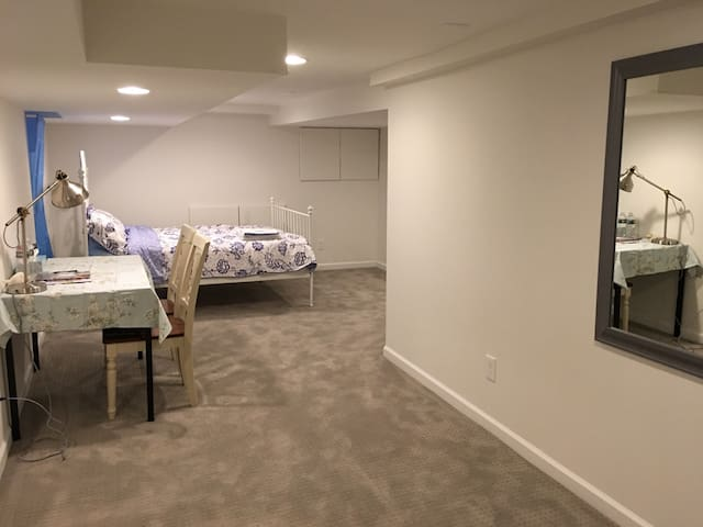 Private Basement in Shared Condo by Downtown/Univ