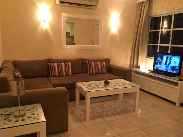 Delta Sharm Top Floor Private Stair Entry 1 Bed