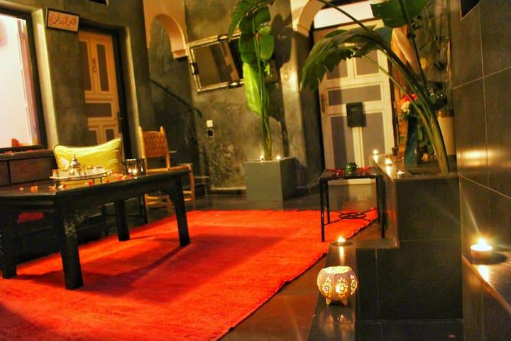 Diamant La Ville Rouge - Najma room - Marrakesh - Casa