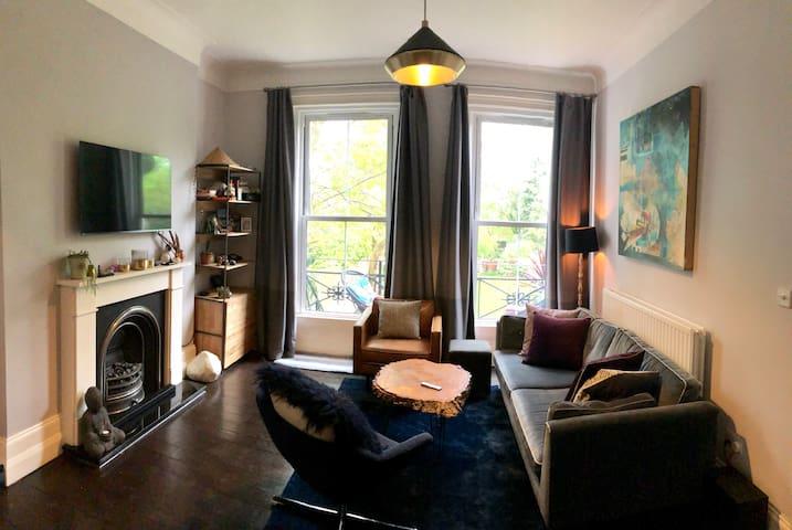 Beautiful 2 bedroom sunny apartment in London