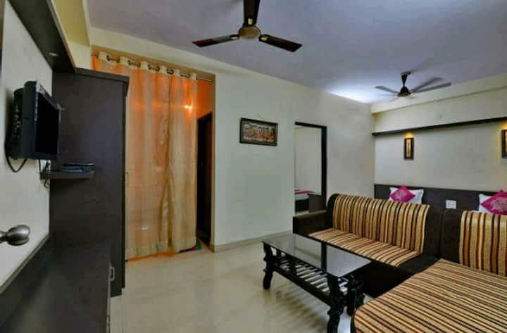 Service Apartment at Bhawarkua Square Indore