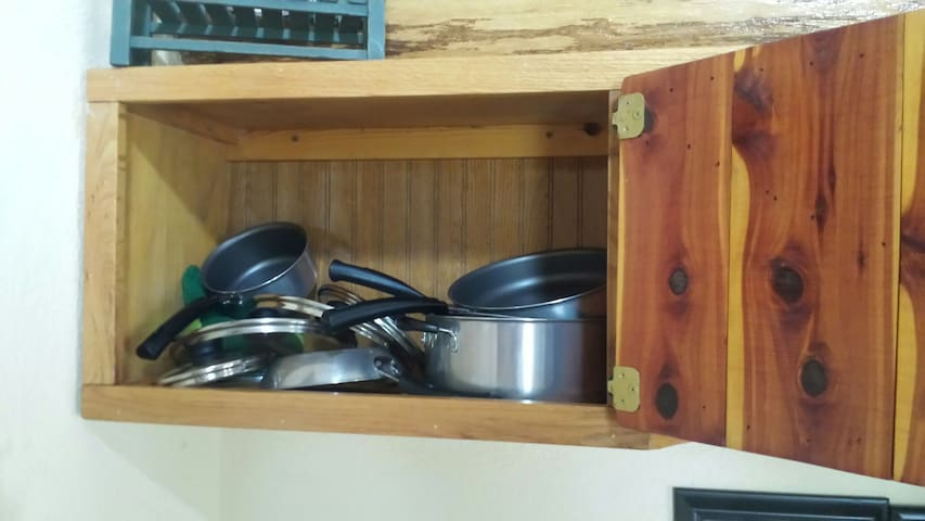 Pots and Pans...Basic