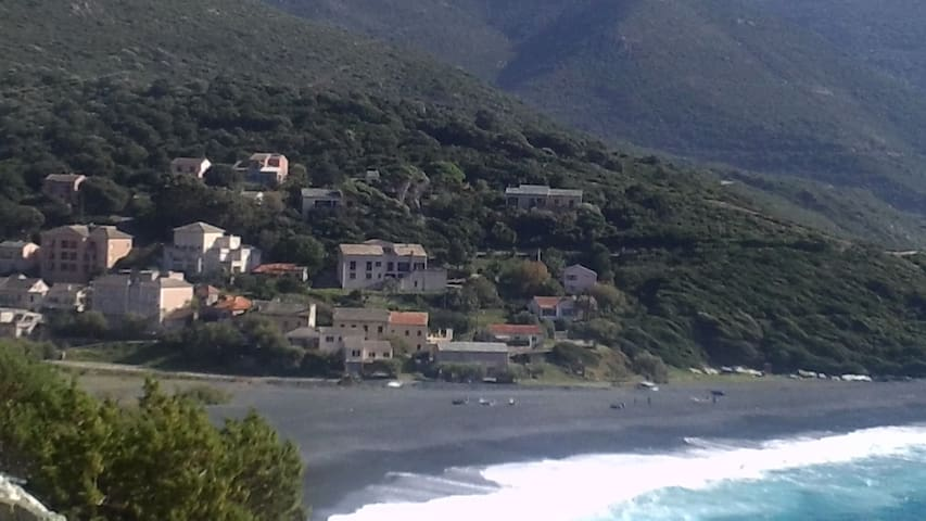 Location saisonnière en haute Corse