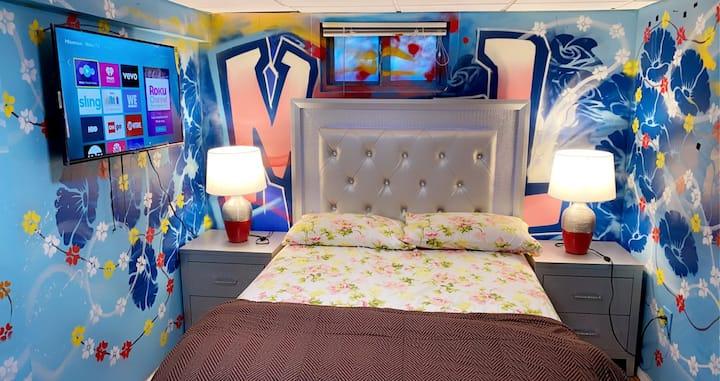 Wonderful Colorful Room