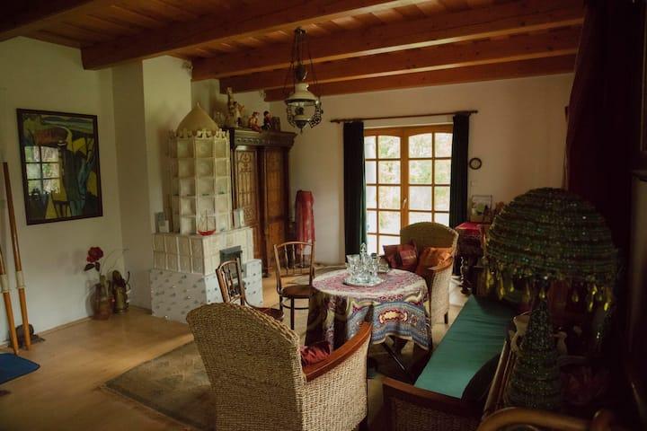 Balaton - Ábrahámhegy Romantic Lakefront Cottage