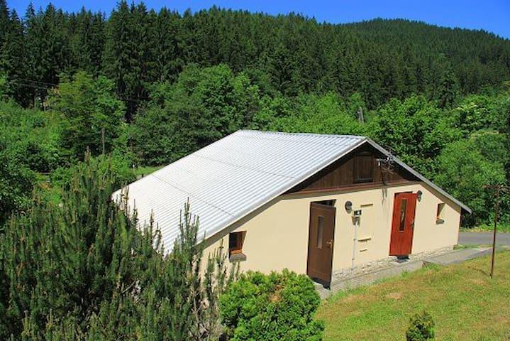 Ubytování uprostřed kouzelní přírody Valaška