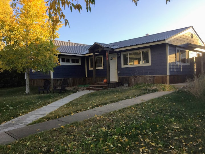 Downtown Gunnison 3 bd 2 ba