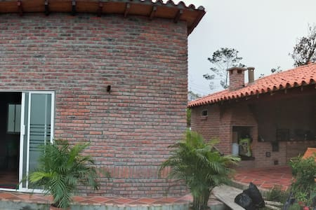 Cabaña campestre Mesa de los santos