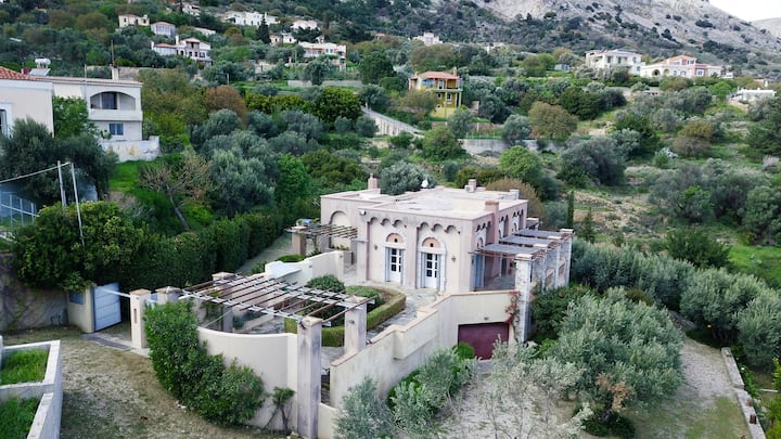 Chios Top View Villa